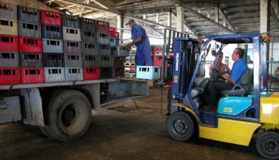 Fábrica de Refresco de Florida, entre las empresas que cumplen su plan de producción mercantil del 2012
