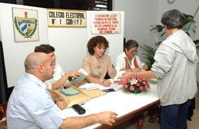 Decisivo apoyo de organismos en los preparativos de los comicios del tres de febrero