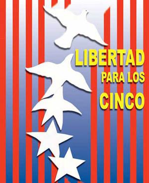 Ciberactivistas en La Habana por libertad de Los Cinco